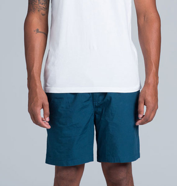 Mens Beach Short