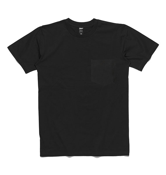 Mens Paper Pocket Tee