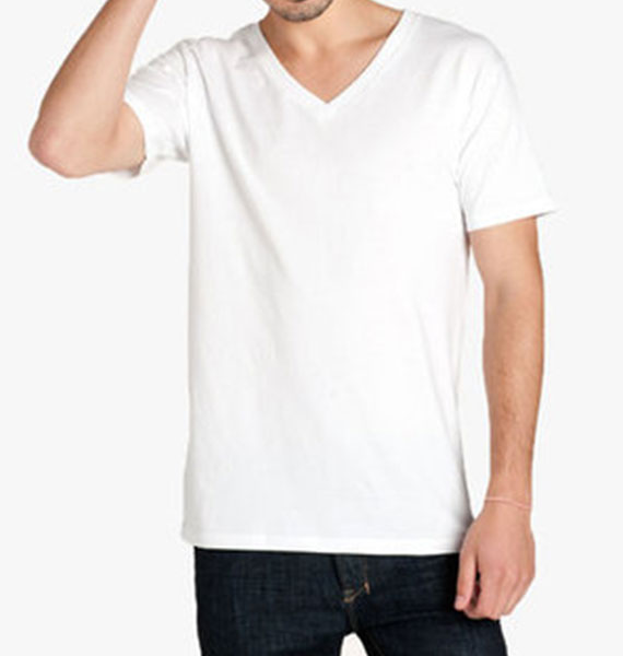 Mens Tarmac V-Neck