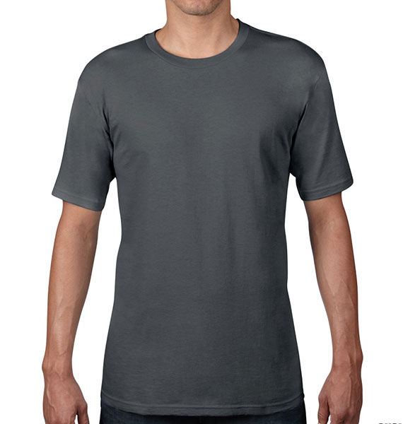 Anvil Mens Organic Tee