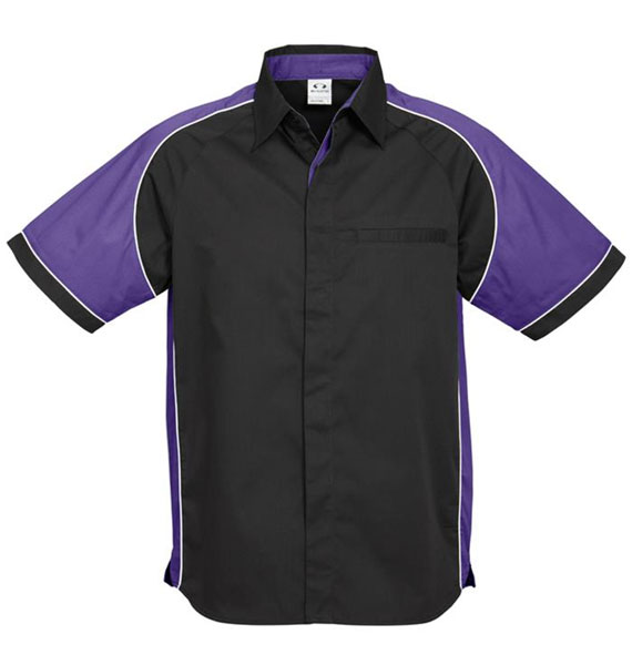 Mens Nitro Short Sleeve Shirt