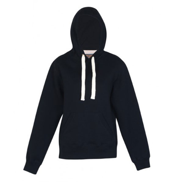 Ladies Brushed Heavy Fleece Hoodie
