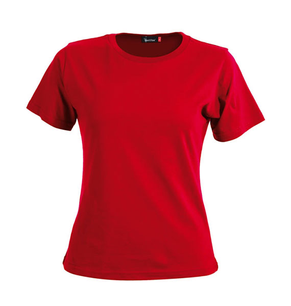 Ladies Soho Semi-Fitted Crew T-Shirt