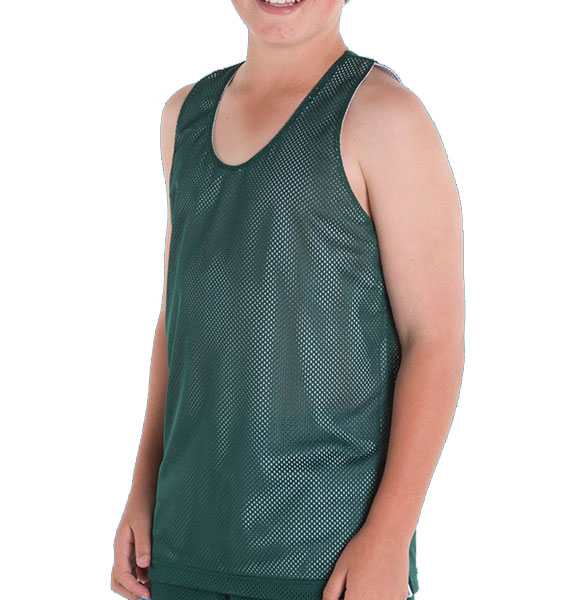 Kids Podium Basketball Singlet