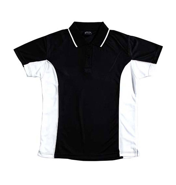 Ladies Podium Contrast Polo