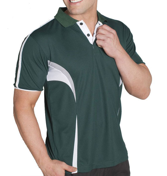 Mens Podium Cool Polo