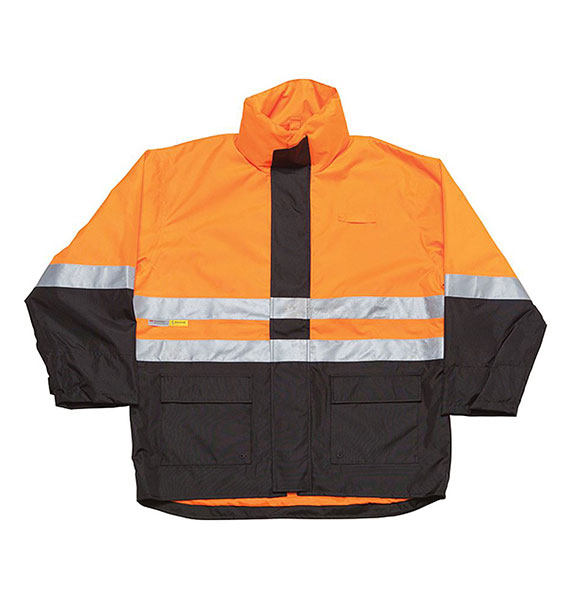 Hi Vis (D+n) Long Line Jacket