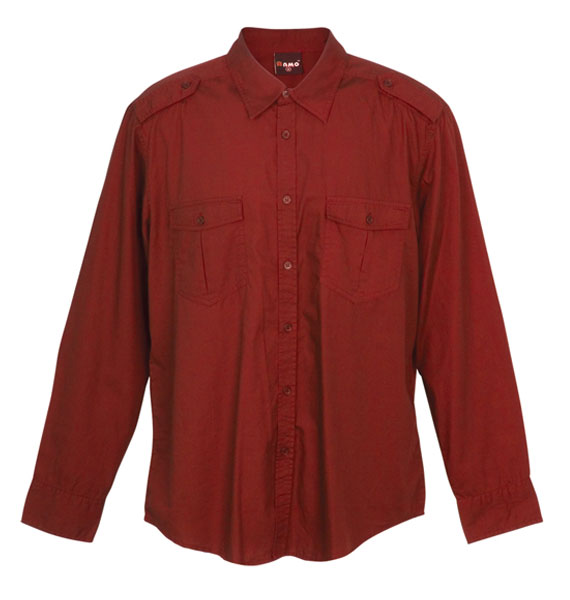 Mens Military Long Sleeve Shirts