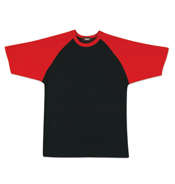 Mens Raglan Sleeve Tee