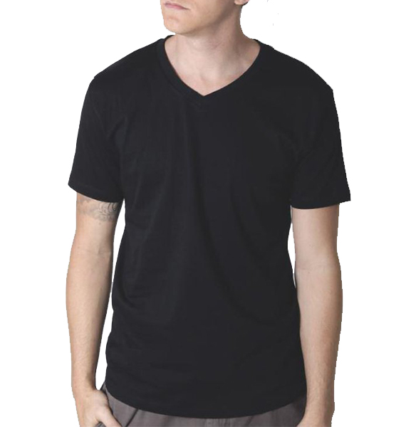 Mens Gemini V-neck T-shirt