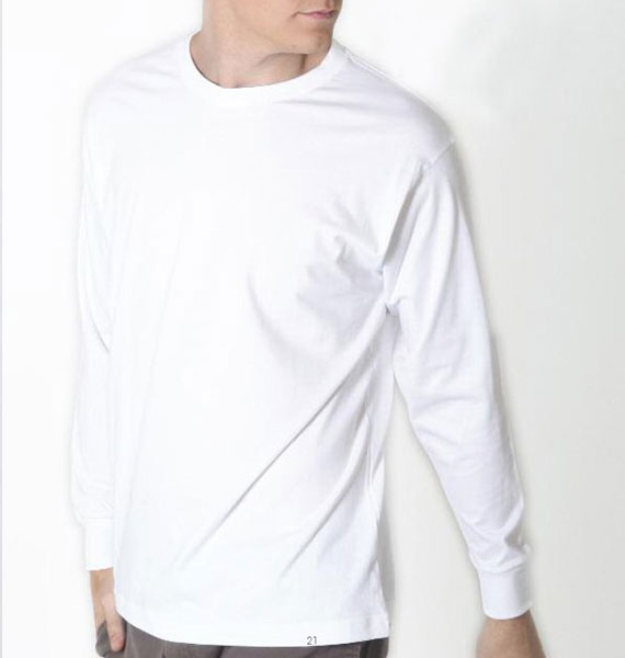 Mens Hawkins Long Sleeve Tee